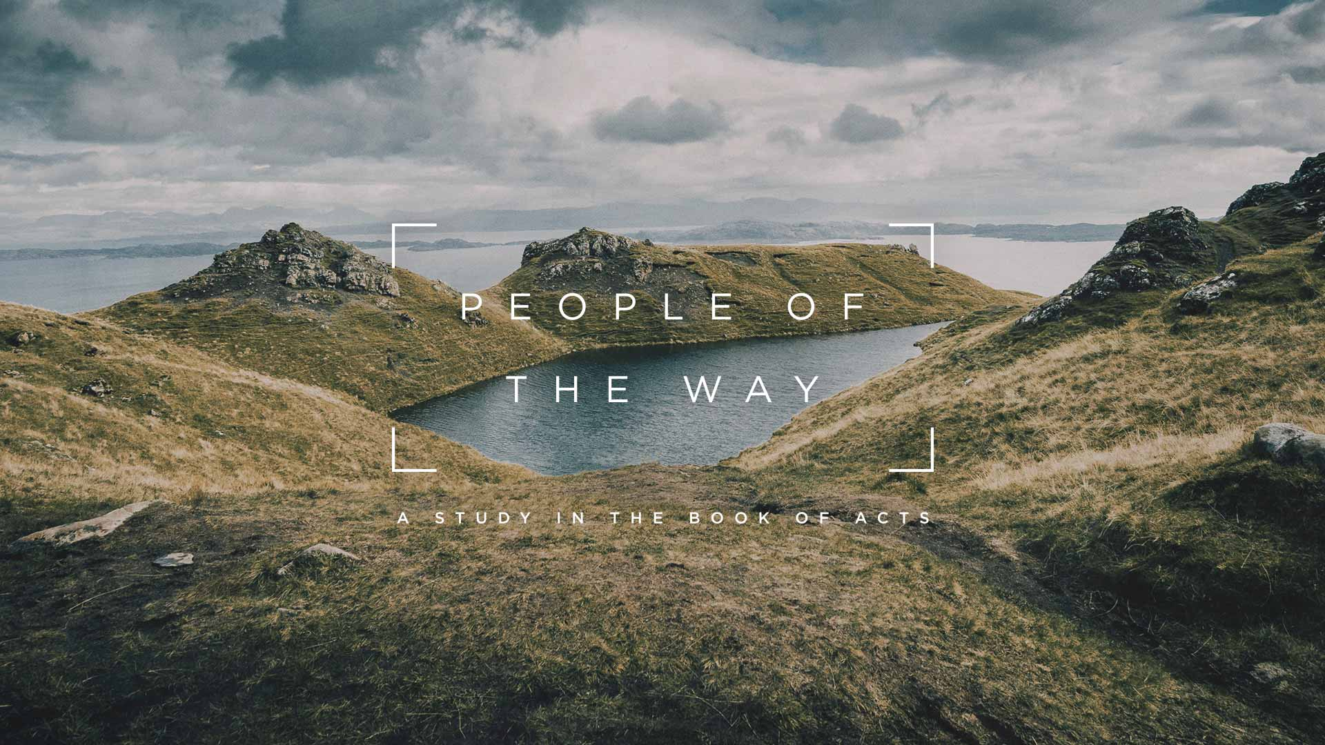 People of The Way graphic