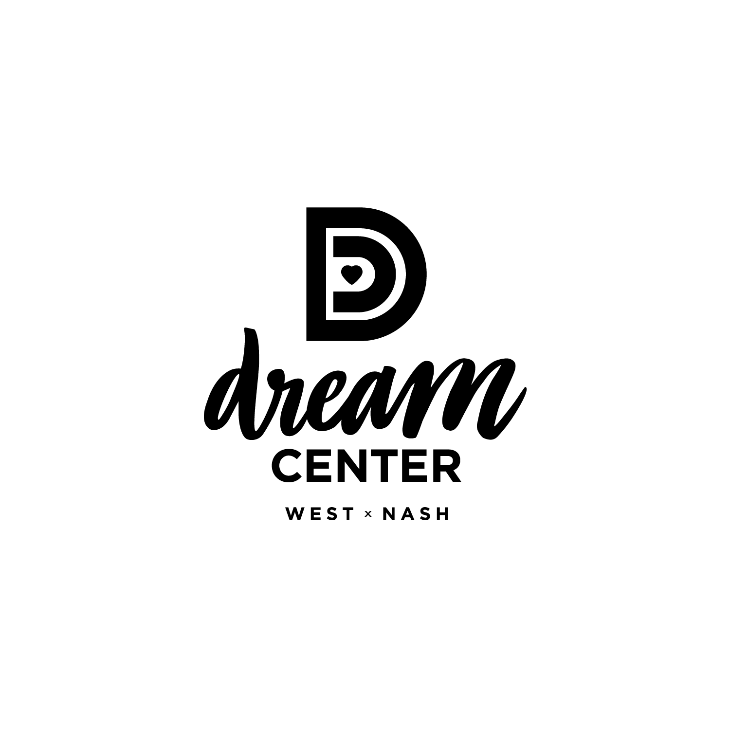 west nashville dream center logo